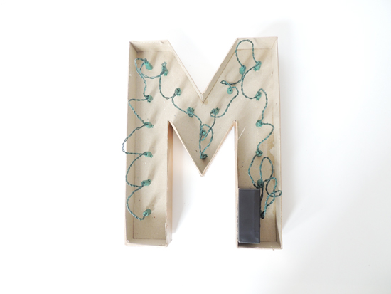 diy-marquee-letter-step-5