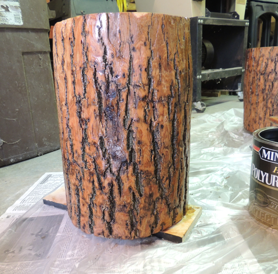 polyurethane-tree-stump